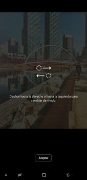 Opciones de la cámara - Samsung A7 2018 - Passo 5