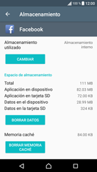 Limpieza de aplicación - Sony Xperia E5 - Passo 7