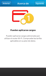 Configura el hotspot móvil - BlackBerry Z10 - Passo 6