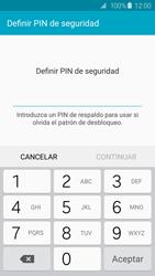 Desbloqueo del equipo por medio del patrón - Samsung Galaxy S6 Edge - G925 - Passo 11