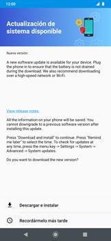 Actualiza el software del equipo - Motorola One Zoom - Passo 8