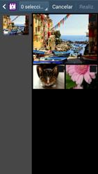 Envía fotos, videos y audio por mensaje de texto - Samsung Galaxy S4  GT - I9500 - Passo 17