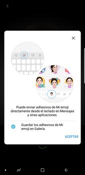 Creación de Avatars - Samsung Galaxy S9 Plus - Passo 16