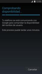 Crea una cuenta - Samsung Galaxy S5 - G900F - Passo 8