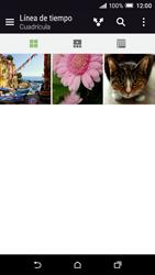 Transferir fotos vía Bluetooth - HTC One A9 - Passo 4