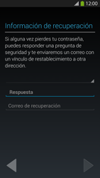 Crea una cuenta - Samsung Galaxy S4  GT - I9500 - Passo 13