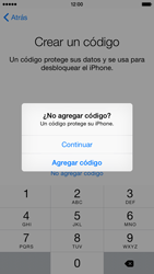 Activa el equipo - Apple iPhone 6 - Passo 21