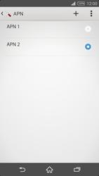 Configura el Internet - Sony Xperia Z2 D6503 - Passo 17