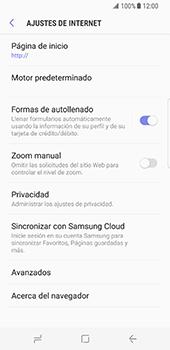 Configura el Internet - Samsung Galaxy S8 - Passo 29