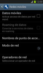 Configura el Internet - Samsung Galaxy Win - I8550 - Passo 6