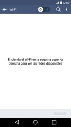 Configura el WiFi - LG K10 - Passo 6