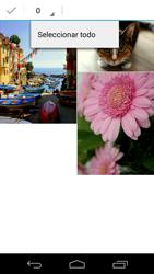 Transferir fotos vía Bluetooth - Motorola Moto X (2a Gen) - Passo 8