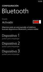Conecta con otro dispositivo Bluetooth - Nokia Lumia 720 - Passo 6