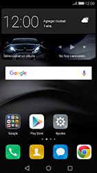 Conecta con otro dispositivo Bluetooth - Huawei Cam Y6 II - Passo 1