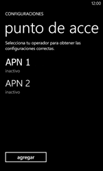 Configura el Internet - Nokia Lumia 520 - Passo 19