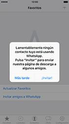 Configuración de Whatsapp - Apple iPhone 7 - Passo 13