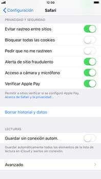 Limpieza de explorador - Apple iPhone 8 Plus - Passo 4