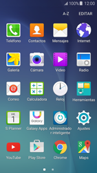 Configura el WiFi - Samsung Galaxy J5 - J500F - Passo 3