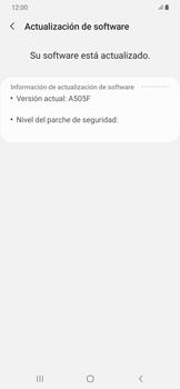 Actualiza el software del equipo - Samsung Galaxy A50 - Passo 8
