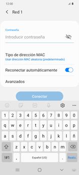 Configura el WiFi - Samsung Galaxy S20 - Passo 8