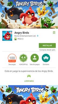Instala las aplicaciones - Samsung Galaxy Note 5 - N920 - Passo 18
