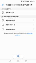 Transferir fotos vía Bluetooth - Huawei P10 - Passo 10