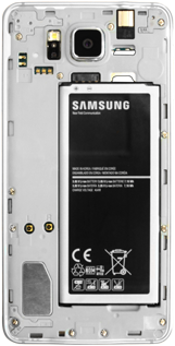 Samsung Galaxy Alpha - G850