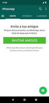 Configuración de Whatsapp - Motorola Moto G7 Plus - Passo 11