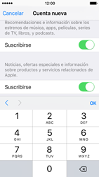 Crea una cuenta - Apple iPhone SE - Passo 15