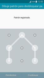 Desbloqueo del equipo por medio del patrón - Samsung Galaxy A3 - A300M - Passo 8