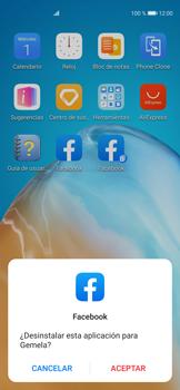 Cómo usar la App Gemela - Huawei P40 - Passo 10