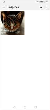 Envía fotos, videos y audio por mensaje de texto - Huawei P30 Pro - Passo 14