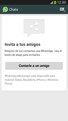 Configuración de Whatsapp - Samsung Galaxy Zoom S4 - C105 - Passo 10