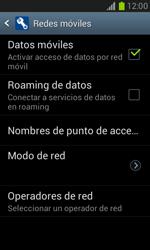 Configura el Internet - Samsung Galaxy Win - I8550 - Passo 7