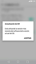 Actualiza el software del equipo - LG X Cam - Passo 11