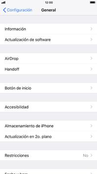 Actualiza el software del equipo - Apple iPhone 7 Plus - Passo 5