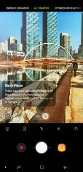 Opciones de la cámara - Samsung A7 2018 - Passo 7