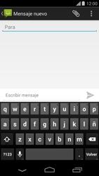 Envía fotos, videos y audio por mensaje de texto - Motorola Moto G - Passo 4