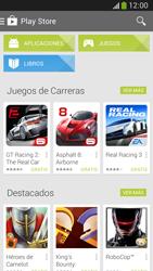 Instala las aplicaciones - Samsung Galaxy Zoom S4 - C105 - Passo 4