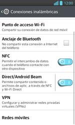 Configura el Internet - LG Optimus L 7 II - Passo 5
