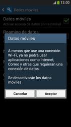 Configura el Internet - Samsung Galaxy S4 Mini - Passo 7