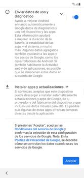 Activa el equipo - Samsung Galaxy Note 10 - Passo 14