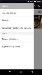 Transferir fotos vía Bluetooth - HTC One A9 - Passo 5