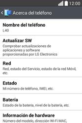 Actualiza el software del equipo - LG L40 - Passo 6