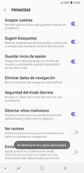 Limpieza de explorador - Samsung A7 2018 - Passo 12