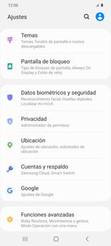 Cómo activar Always on Display - Samsung Galaxy S20 - Passo 4