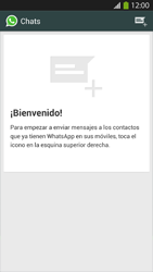 Configuración de Whatsapp - Samsung Galaxy S4  GT - I9500 - Passo 10