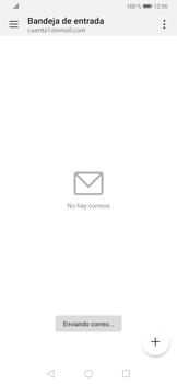 Cómo enviar un correo electrónico - Huawei P30 - Passo 17