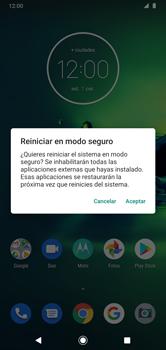 Modo seguro - Motorola Moto G8 Plus (Dual SIM) - Passo 3