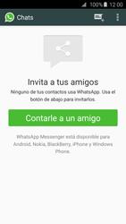Configuración de Whatsapp - Samsung Galaxy S6 - G920 - Passo 14